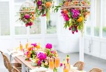 Plan the Perfect Event / Teaparty, posh bridal showers, summer soiree and everything in between.