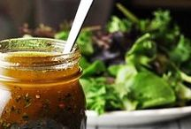 Salad Dressings / Salad just isn't salad if it doesn't have dressing.