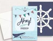 INVITATIONS + STATIONERY / Beautiful invitation and stationery designs.