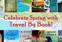 Travel By Book / Facebook group for authors and readers of travel fiction and non-fiction