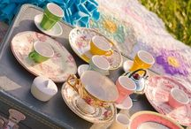 photography ideas - tea party