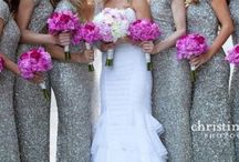 Bridal & wedding party attire, hair & accessories / Lots of fabulous things for the entire wedding party.
