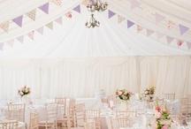 Lavender Wedding Colors / Inspiration and ideas for using the color lavender in your wedding color scheme. {www.weddingcolors.net}