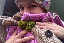 Yarn and Needle Arts / All things yarn, embroidery, needle felting, etc.