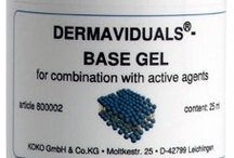 DMS Moisturisers & Base Gel / The science of restoring and maintaining healthy skin is the principle of corneotherapy and the underlying foundation of dermaviduals.