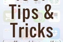 T I P S & T R I C K S / makin life easier  / by Ashley Thompson