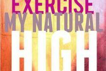 get fit / by Kellie Haddock