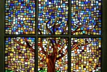 Stained Glass / by Joan Kochetta