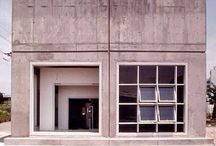 Concrete / Beton Architecture / Beton Architektur  Architecture made from concrete