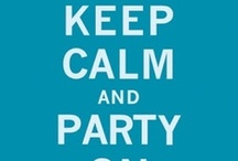 Party Ideas / by Enid Berrios