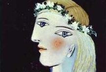 Art ~~ Pablo Picasso