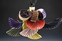 Recycled Jewelry & Art / #Jewelry, #sculptures and #artwork made of #recycled materials, #PET, #ocean trash, other #plastics.     / by Carolyn Sorensen