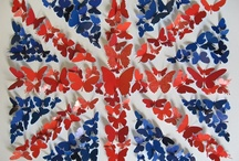 anglophile  / Anglophile: noun. a person who loves the people and culture of England/Britain  / by Laura Wernlein