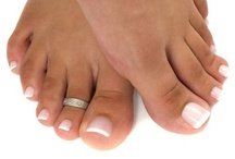 Pedicura // Pedicure // Beauty / Arte en tus uñas, pedicuras para todos los gustos. Luce tus pies bonitos con tus zapatos Ángel Alarcón. Nail Art, nail feet