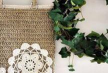 crochet & knit bags