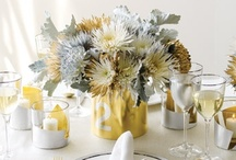 Pretty Centerpieces / by Wedding Colors