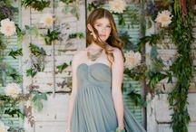 Bridesmaid  Dresses / by Wedding Colors