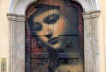 Stencil Graffiti / by Laura Wernlein