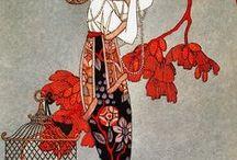 Art Nouveau / Arts & Crafts Movement