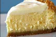 """Cheesecake...Please / """"Your birthday is a special time to celebrate the gift of 'you' to the world.""""  Have your cake and eat it too! / by Lise Plante Hubbard"""