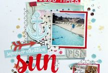 Scrapbook (P)inspiration / These are the ones who inspire me... / by Nikki Vallee