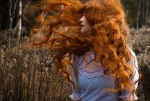 Redhead / by Ragna Doorn
