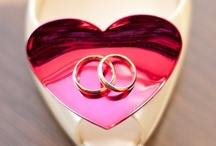 Valentines Day Wedding Colors and Ideas / by Wedding Colors