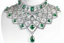 Jewelry ~ pearl & diamond