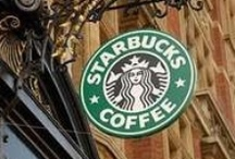 The Love for Coffe &  Starbucks. / by Enid Berrios