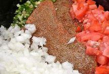 Recipes: Beef/Pork/Venison