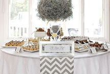 Chevron / This board is all about a CHEVRON inspired wedding.