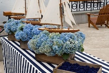 Nautical Wedding / This board is filled with Nautical inspired wedding decor, colors, and ideas.