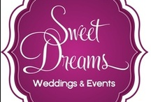 Sweet Dreams Weddings & Events, About Us! / Get to know our Portland Boutique Style Wedding Planning Company... where we started to where we are today!