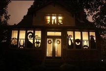Boo! / Halloween: decorations, costumes, food, and more / by Angela and Jeremy Jarrett