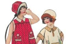 1920s Children & Maternity / The lives of younger children in the 1920s