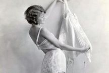 1920s Wmn - Unmentionables / Undergarments and Boudoir