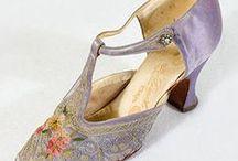 1920s Wmn - Shoes