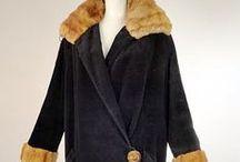 1920s Wmn - Coats & Wraps / Decorative and Functional Coats, Wraps, Scarves