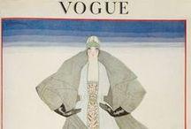 1920s Mag - Vogue
