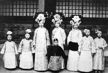 China - all about Qing Dynasty
