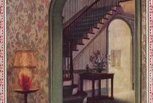 1920s Home - Miscellaneous / Miscellaneous home features and decor