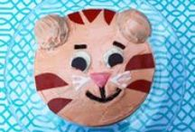 Daniel Tiger Birthday Party / Learn to make a Daniel Tiger cake and find everything you need to plan a grrr-ific birthday party for your little tiger!