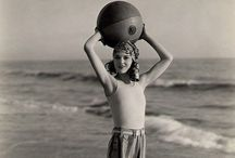 1920s Outdoors - Beach & Boating / On the water, at the beach!