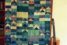 Quilts / by Hannah Kotsala
