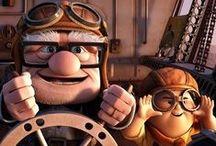 Disney ~ Up, 2009 / a dreams come true movie