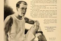 1920s Men - PJs & Unmentionables / BVDs, Union Suits, What did men wear under their trousers? - Also pajamas