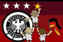 Football ~ FIFA Brazil 2014 - only Germany / The 2014 World Cup is held in Brazil.  Board to share all events for Germany
