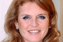 British - Sarah Ferguson, Duchess of York / Born Sarah Margaret Ferguson on 15 October 1959. Former wife of Prince Andrew, Duke of York.  They married 23 July 1986.  Separated August 1992.  Divorced 30 May 1996. Children: - Princess Beatrice of York - Princess Eugenia of York
