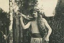 1920s Circus and Sideshow