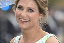 Norway - Princess Martha Louise of Norway / Only daughter of King Harald V and Queen Sonja. Married Ari Behn in Trondheim on May 24, 2002. They live in Islington, London. Children: -Maud Angelica  -Leah Isadora -Emma Tallulah